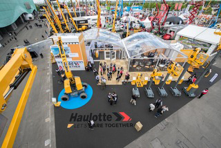 Haulotte Middle East | Access Equipment (MEWP) & Telehandlers