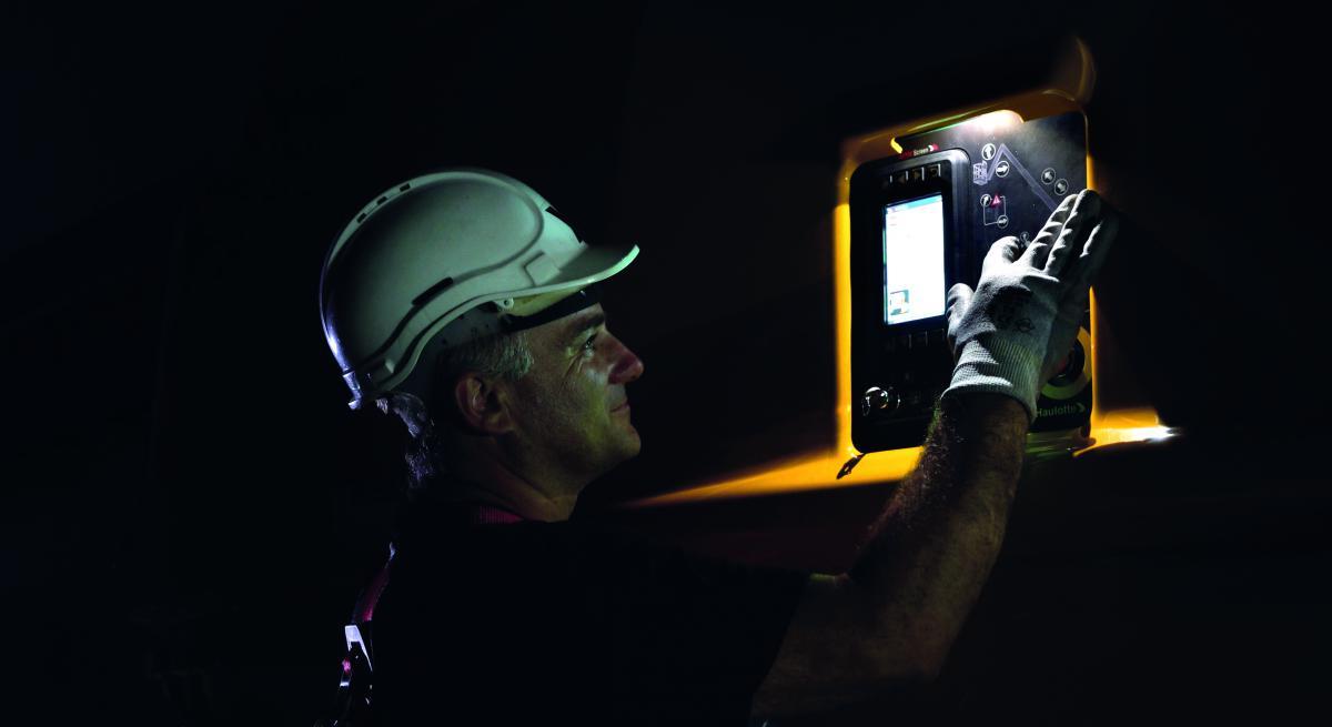 Haulotte Activ Lighting System